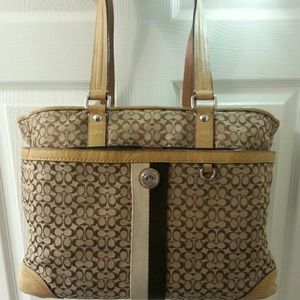 ♥Coach Diaper Bag♥
